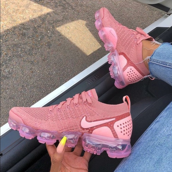 new product 042e3 07262 Nike Vapormax -Rust Pink size 8